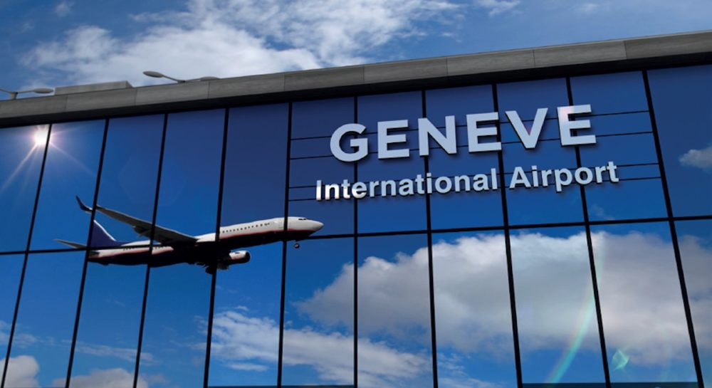 Geneva airport from Val Thorens with a private taxi in van