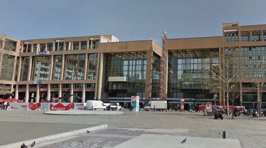 Reservez votre chauffeur VTC de la gare de Lyon Part-Dieu pour aller à Val Thorens