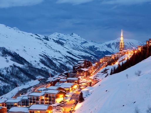 Comment rejoindre la station de ski des Ménuires avec votre chauffeur VTC?