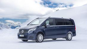 Réserver un taxi privé en VAN pour rejoindre la station de ski de Saint-Martin-de-Belleville