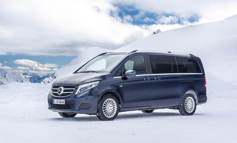 Van mercedes classe V MyPrivate Transfer