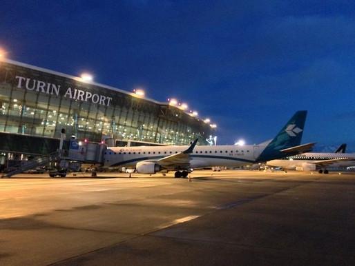 Aller à l'aéroport de Turin Caselle depuis Val Thorens en taxi privé