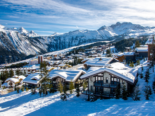 Rejoindre la station de ski de Courchevel à partir de Val Thorens