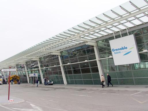 Rejoindre l'aéroport de Grenoble depuis Val Thorens en chauffeur privé