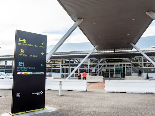 Rejoindre l'aéroport de Chambéry depuis Val Thorens en chauffeur privé