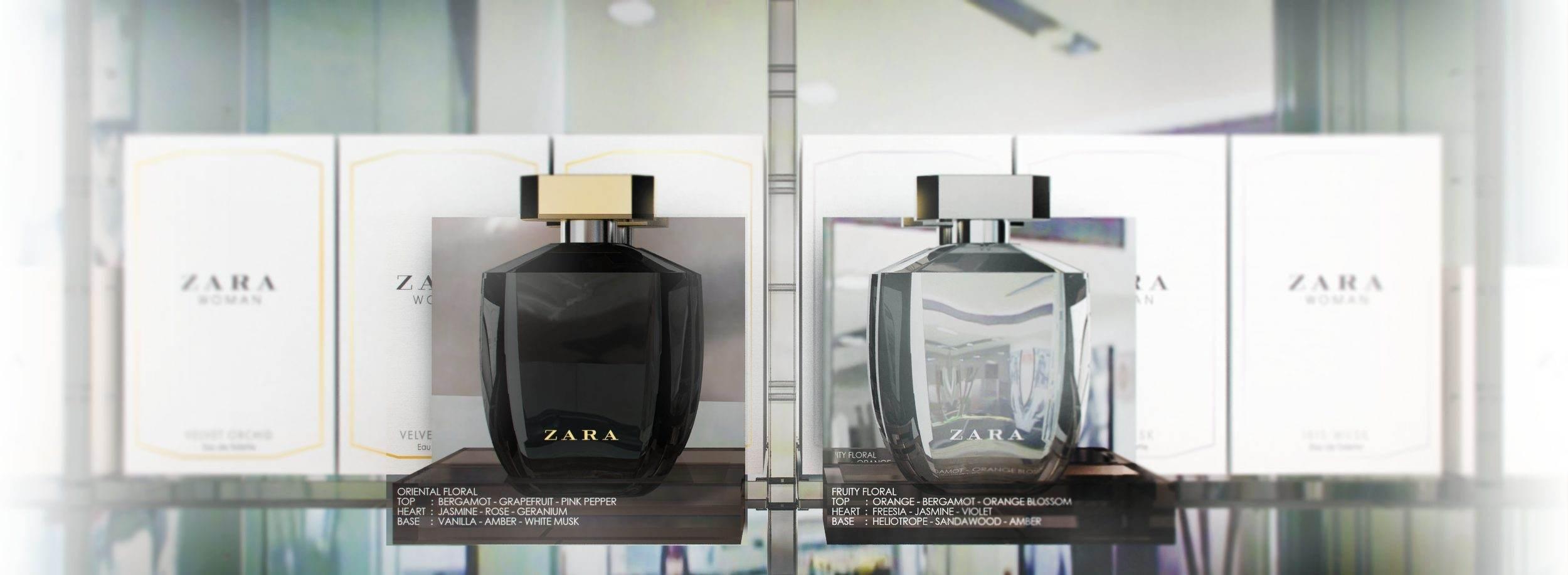 ZARA PARFUMS