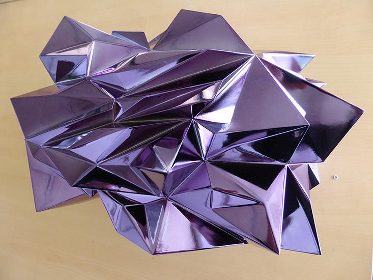 impression 3D sculpture