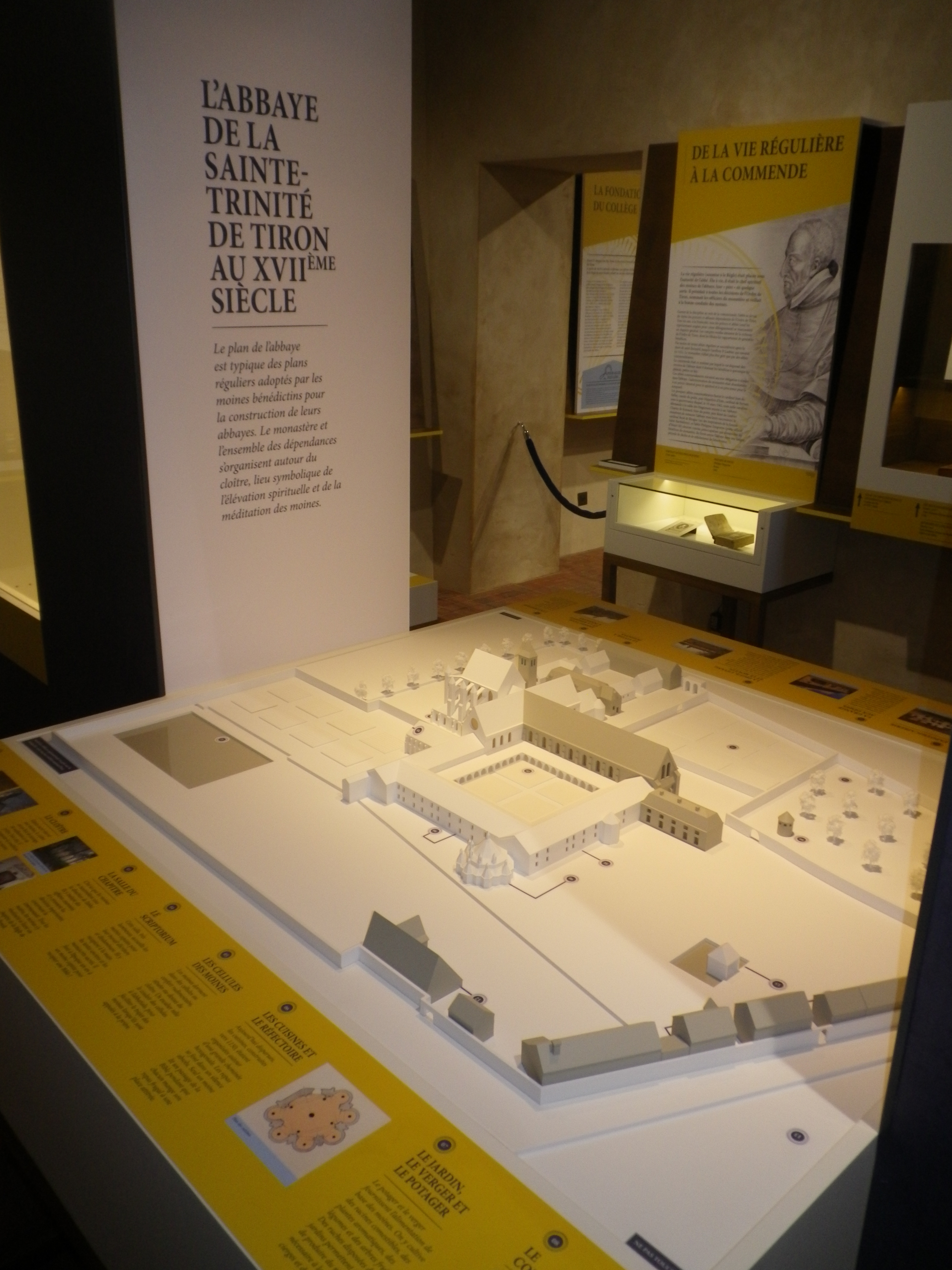 Musée Collège Royal stéphane berne