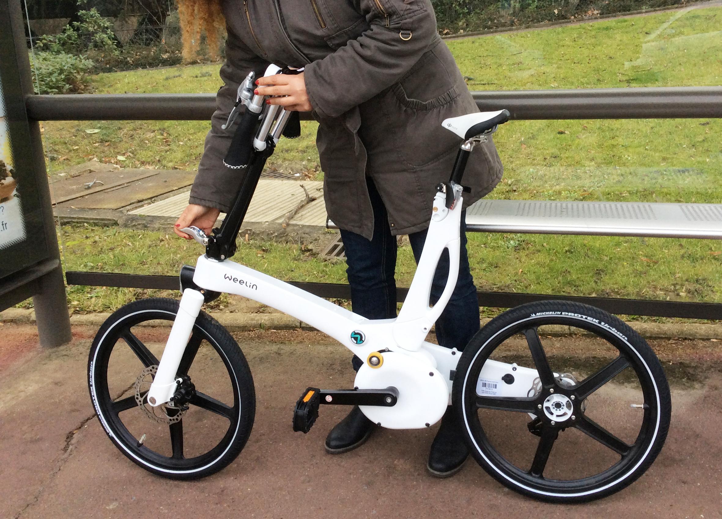 vélo impression 3D