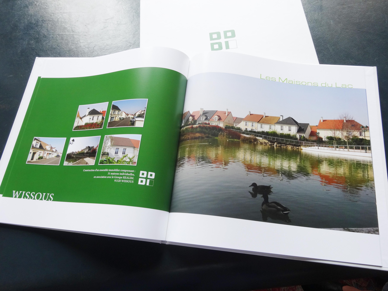 Catalogue book promoteur immobilier
