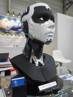 robot impression 3D