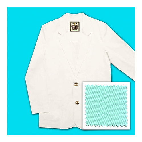 Cotton Jacket - Mint