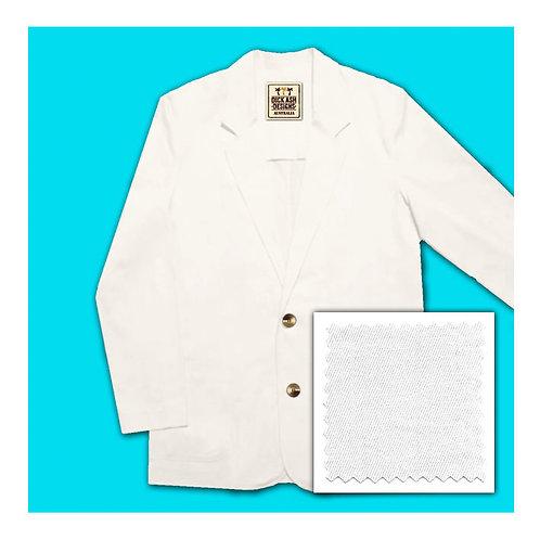 Cotton Jacket - White