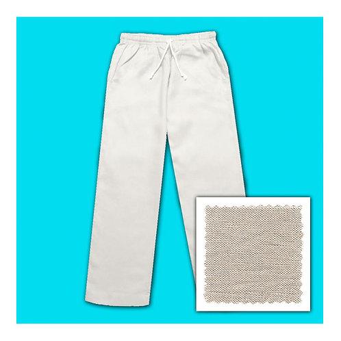 Linen Pants - Natural