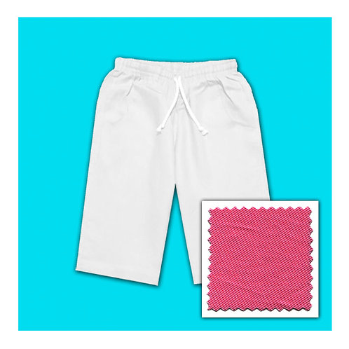 Cotton Shorts - Hot Pink