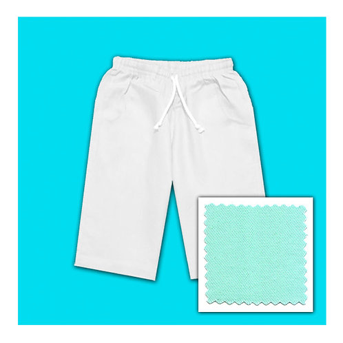 Womens Cotton Shorts - Mint