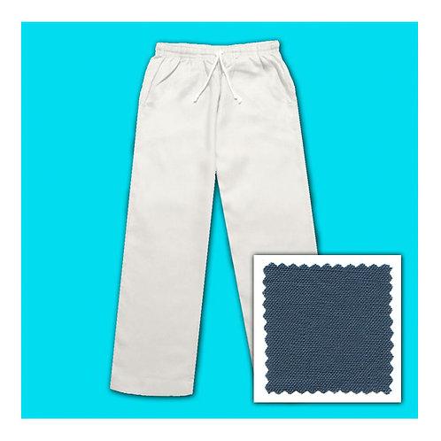 Linen Pants - Indigo