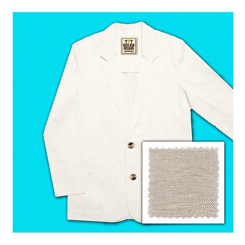 Linen Jacket - Natural
