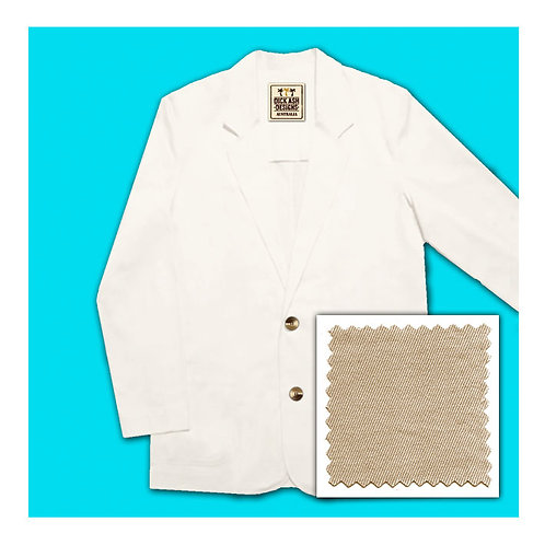 Cotton Jacket - Stone
