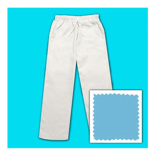 Cotton Pants - Sky