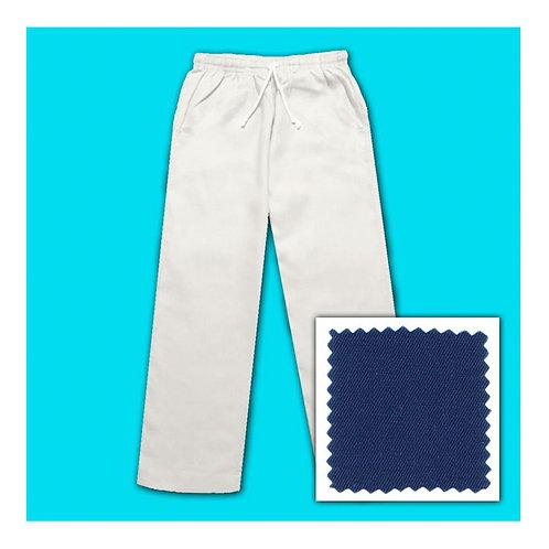 Cotton Pants - Dark Navy