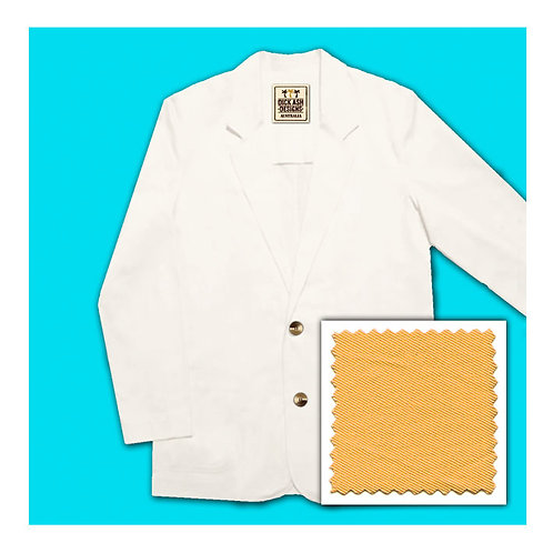 Cotton Jacket - Gold