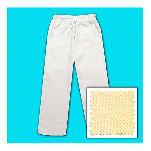 Cotton Pants - Lemon