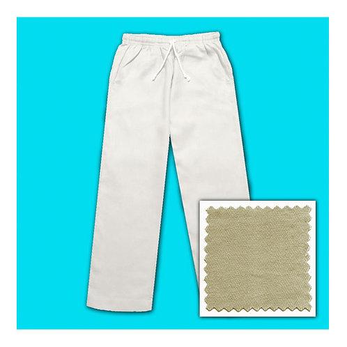 Cotton Pants - Khaki