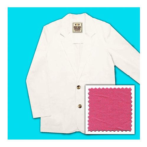 Cotton Jacket - Hot Pink