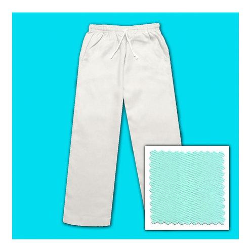 Cotton Pants - Mint