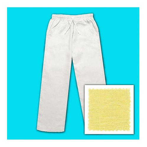 Linen Pants - Butter