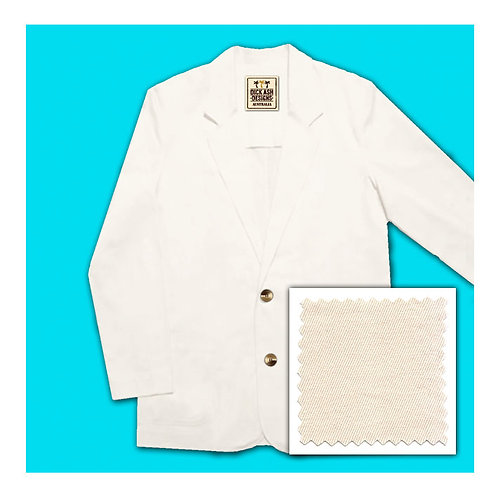 Cotton Jacket - Natural