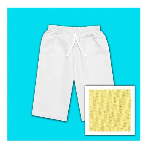 Linen Shorts - Butter
