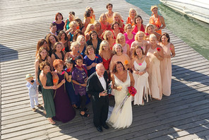 Merran and Murray's Wedding