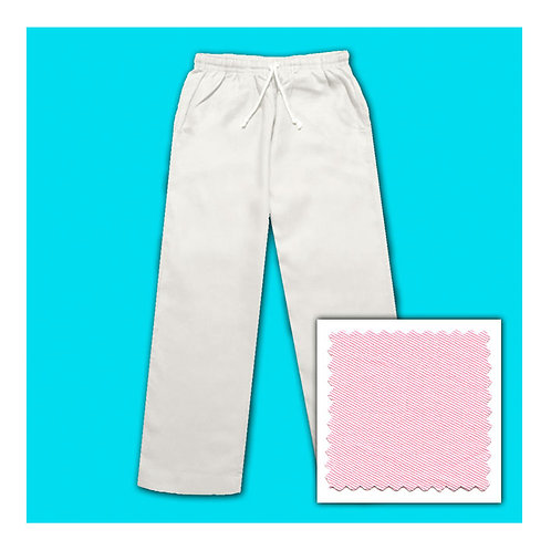 Women's Cotton Pants - Pink