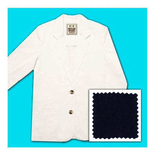 Womens Cotton Jacket - Black
