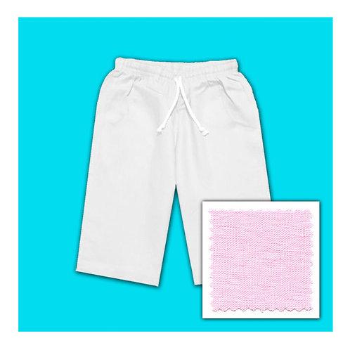 Linen Shorts - Candy