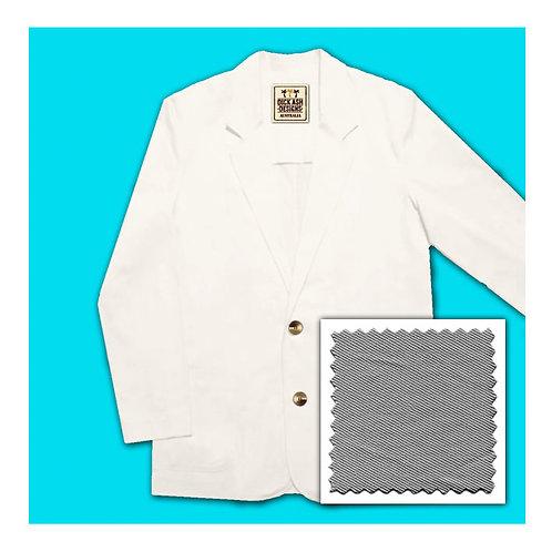 Cotton Jacket - Charcoal