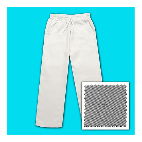 Cotton Pants - Charcoal