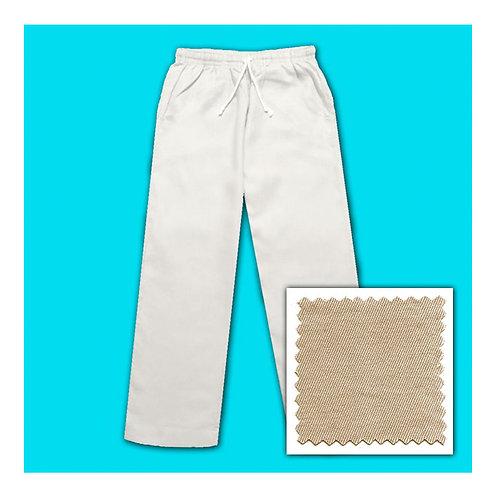 Cotton Pants - Stone