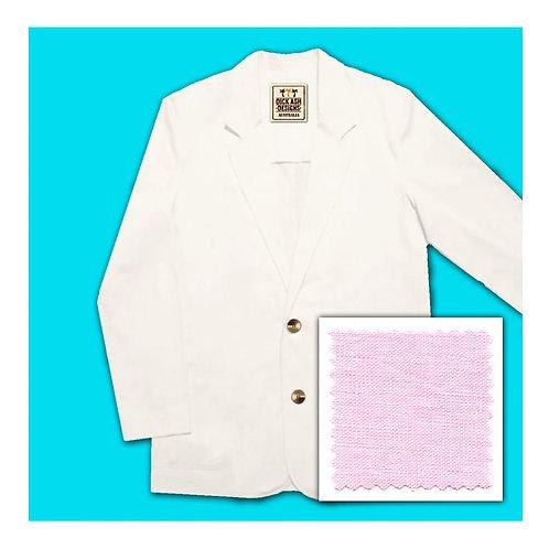 Linen Jacket - Candy