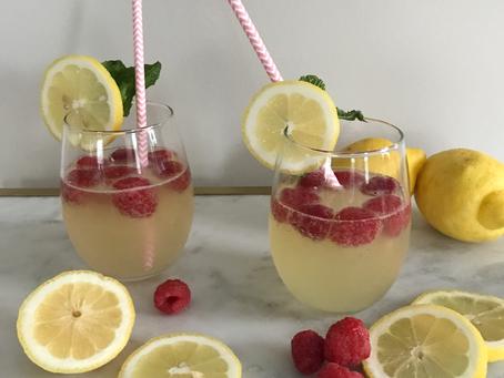 TGIF    Lemonsecco RaspberryFizz