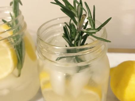 TGIF || Vanilla Mint Lemonade