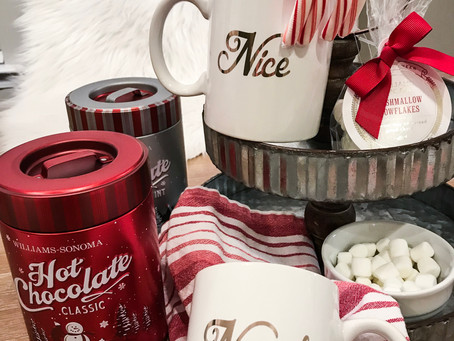 Christmas || Our favorite Hot Cocoa