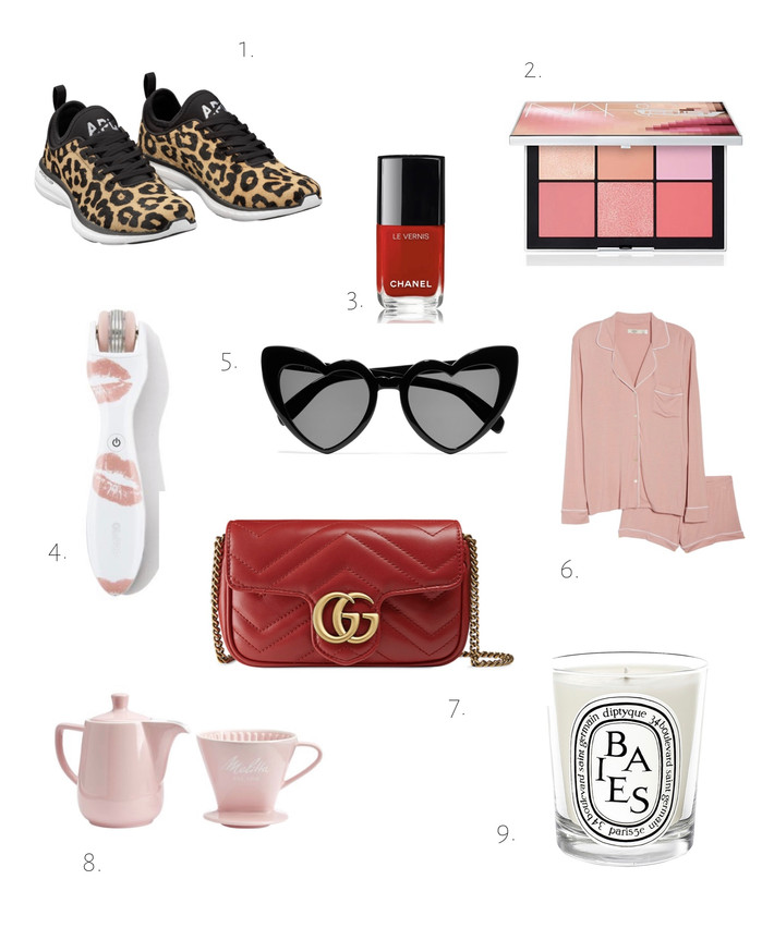 Gift Guide || Valentine's Day Gifts for Her