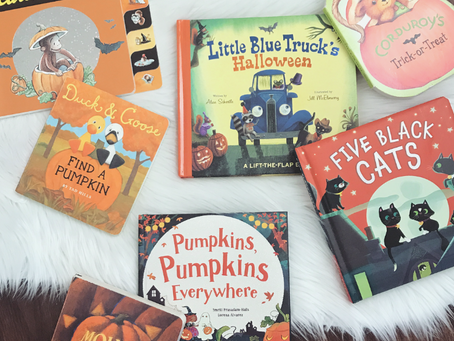 Seasonal Children's Books || Where I find books for the best prices