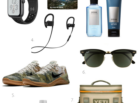Gift Guide || Father's Day worthy gifts for the best Dads out there!