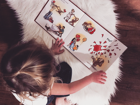 KIDS || Just a few of my favorite Valentine's Books to read to Sophia