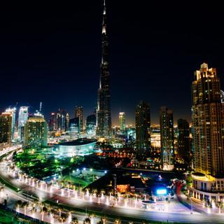 12 - Dubai city that never sleeps lots t