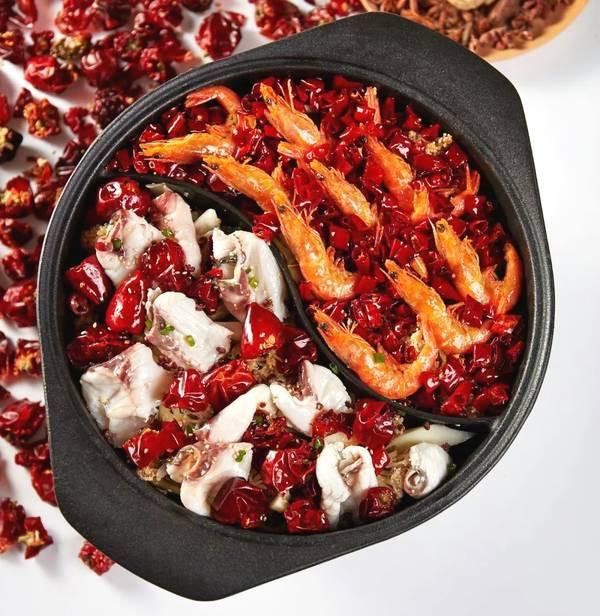 Fish spicy Hotpot